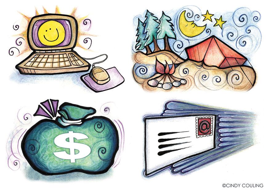 Product Icons, Stellar Technology