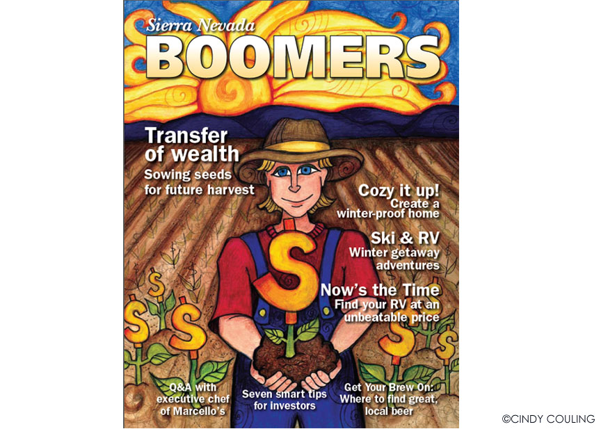 Sierra Nevada Boomers Magazine
