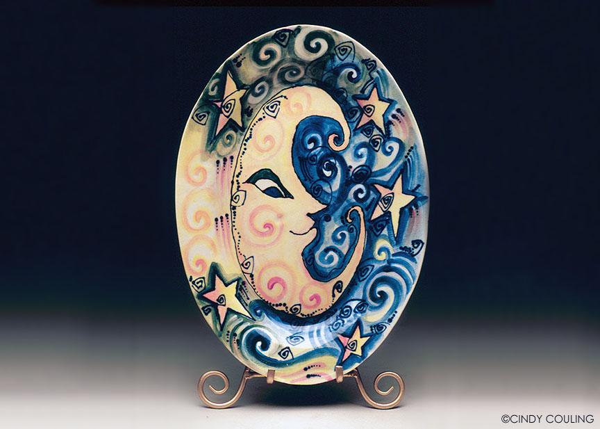 Moon Platter