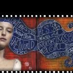 Altered Book Slide - Tragically Hip Tribute