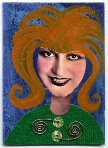 Artist Trading Card Couling